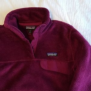 Retool Patagonia Fleece Pullover